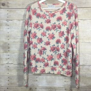 Wild Fox cozy sweater size s